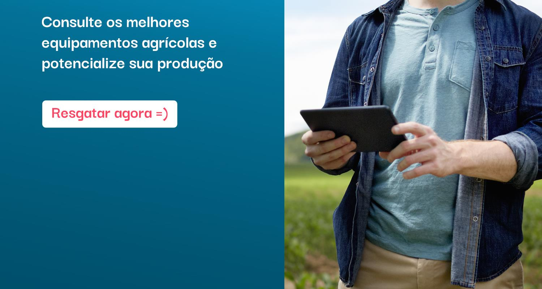 Incentivo - Resgate produtos agrícolas