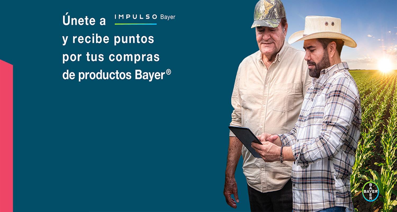 Únete a Impulso Bayer