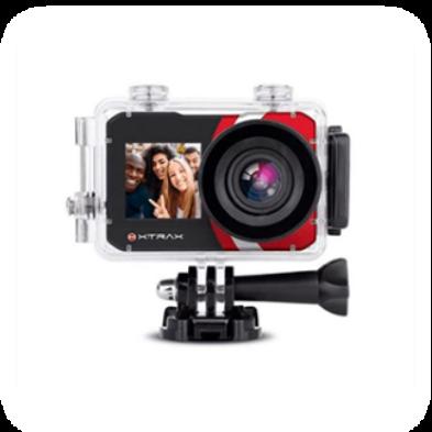 Câmera de Ação Xtra 4k