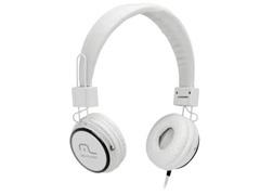 Fone de Ouvido Multilaser Headphone Fun Branco