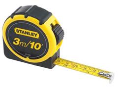 Trena Global Plus Stanley 3 Metros - 0