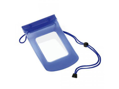 Porta Celular à Prova D'Água Azul