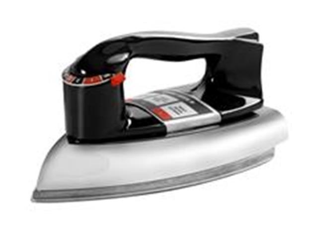 Ferro de Passar Roupas Black & Decker Automático Seco Preto