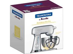 Batedeira Planetária Tramontina Breville Mix Pro Prata - 4