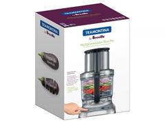 Multiprocessador de Alimentos Tramontina by Breville Alumínio 110V - 5