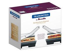 Sanduicheira Tramontina by Breville Express em Aço Inox - 4