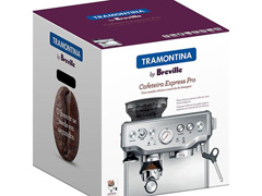 Cafeteira Elétrica Tramontina by Breville Express Inox Pro - 3