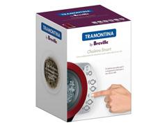 Chaleira Elétrica Tramontina Breville Smart Vermelha 1,7 Litros - 4