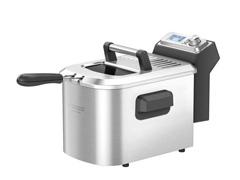 Fritadeira Elétrica Tramontina Breville Smart Aço Inox