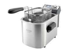 Fritadeira Elétrica Tramontina Breville Smart Aço Inox - 1