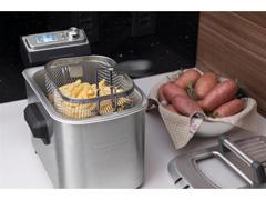Fritadeira Elétrica Tramontina Breville Smart Aço Inox - 4