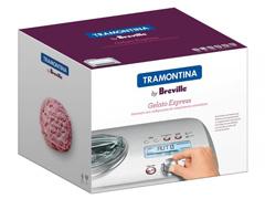 Sorveteira Tramontina Breville Gelato Express Aço Inox - 6