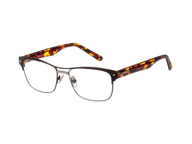 Óculos/Armação de Grau Colcci Eyewear Cobre com Marrom Demi