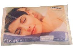 Travesseiro Ortobom Flocos