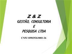 Z&Z Gestão, Consultoria E Pesquisa