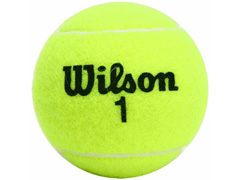 Bolas de Tênis Wilson Championship 3 Unidades - 1