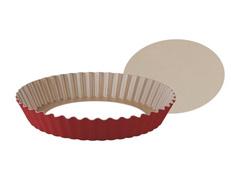 Forma para Torta e Bolo com Fundo Removível Tramontina 24 cm - 0