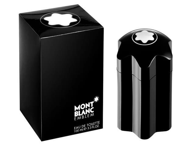 Perfume Montblanc Emblem Eau de Toilette Masculino 100ml