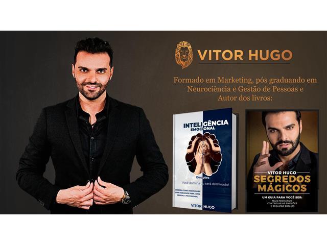 Palestra - Vitor Hugo Mágico