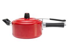 Panela de Pressão Brinox Chilli Vermelha 3 L