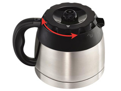Cafeteira Elétrica Arno Gran Perfectta Thermo Inox - 2