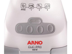 Liquidificador Arno Clic'Pro Juice Branco - 3