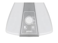 Ventilador de Mesa Arno Silence Force Silver Branco e Prata 30cm 110V - 3