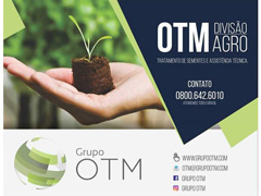 Tratamento de Sementes On Farm - OTM - 0