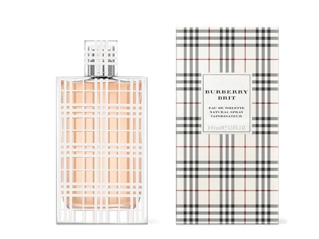 Perfume Burberry Brit Eau de Toilette Fem 100 ml