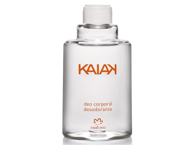 Refil Perfume/Deo Corporal Natura Kaiak Fem 100 ml