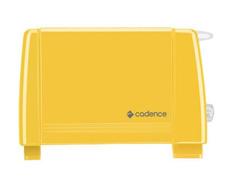Torradeira Elétrica Cadence Colors Amarela - 1