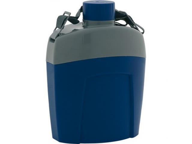 Cantil Térmico Aladdin  Dakar Liso Azul 600 Ml