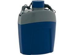 Cantil Térmico Aladdin  Dakar Liso Azul 600 Ml - 0
