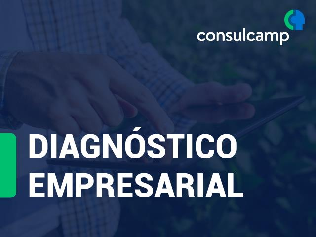 Diagnóstico Empresarial - Consulcamp