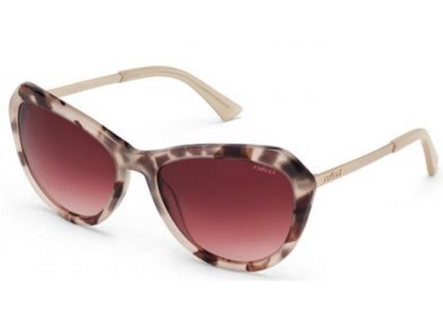 Óculos de Sol Colcci Eyewear Demi Marrom Brilho