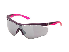 Óculos de Sol Mormaii Athlon 3 Roxo com Rosa