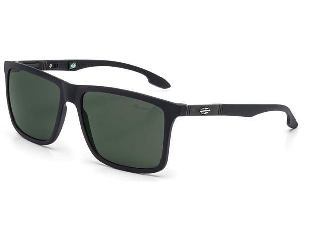 Óculos de Sol Mormaii Kona Preto Fosco Polarizado