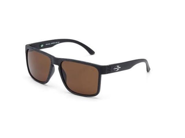 Óculos de Sol Mormaii Monterey Preto Fosco Escovado