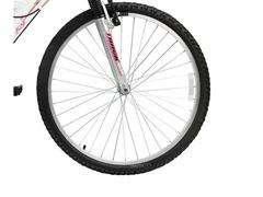 Bicicleta Aro 26 Track Bikes MTB 200 Full 18 V Branco/Magenta - 2