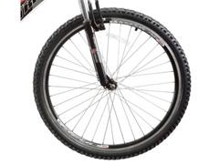 Bicicleta Aro 26 Track Bikes MTB Downhill Boxxer Full 21 V Preto - 2