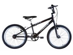Bicicleta Aro 20 Juvenil Track Bikes Noxx Aero Cross Preto - 0