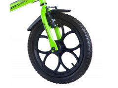 Bicicleta Aro 16 Infantil Track Bikes Dino Neon Amarelo - 2