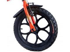 Bicicleta Aro 16 Infantil Track Bikes Dino Neon Laranja - 2