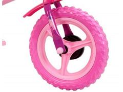 Bicicleta Aro 12 Infantil Track Bikes Arco-Iris Rosa - 2
