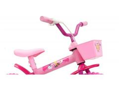 Bicicleta Aro 12 Infantil Track Bikes Arco-Iris Rosa - 3