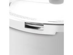 Panela de Pressão Rochedo Turbo Top Fechamento Externo 7,6 litros - 3