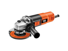 "Esmerilhadeira Angular 4-1/2"" Black&Decker 1000W - 0"