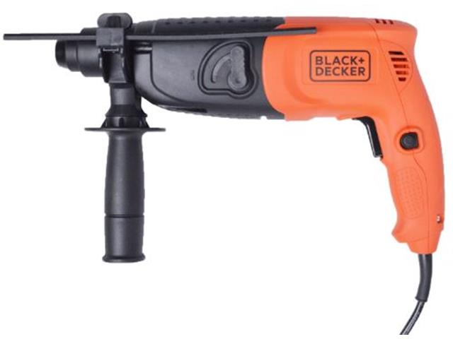 Martelete Perfurador Black&Decker 620W SDS Plus