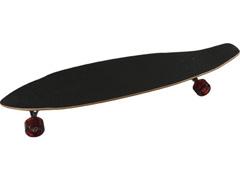 Longboard MOR Estampa Maori 11 x 20 x 96 cm - 3