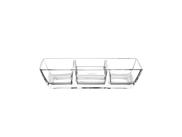 Petisqueira Tramontina Lapidar Cristal